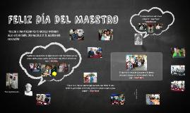 Copy of FELIZ DÍA DEL MAESTRO