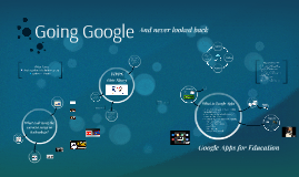 Going Google, and never looked back