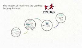 PREHAB Presentation 2016