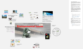 Environmental Issues