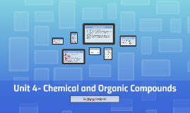 Chemical and Organic Compounds