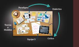 Paradigma Dialéctico Critico
