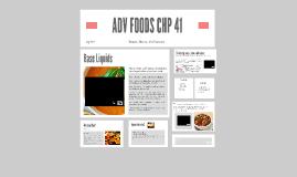 ADV FOODS CHP 41