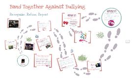 Bullying Presentation 7th grade 2015