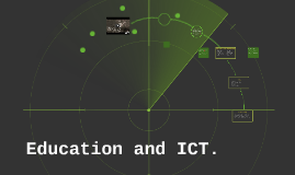 Education and ICT.
