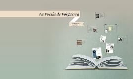 La Poesía de Posguerra