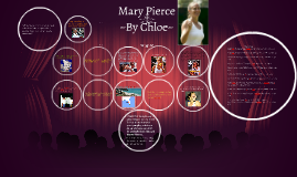 Mary Pierce