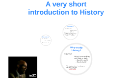 Copy of History vs. 'the past'