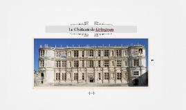 Le Chateau de Gringnan