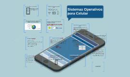 Sistemas Operativos para Celular