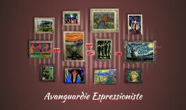 Avanguardie Espressioniste
