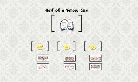 Half fo a Yellow Sun