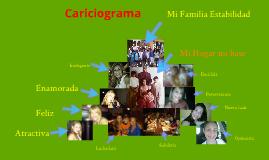 Copy of Actividades de Orientacion ( Cariciograma )