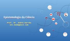 Epistemologia da Ciência