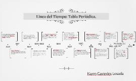 Linea del tiempo tabla periodica by karen caviedes on prezi urtaz Images