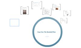 Step Five: The Marshall Plan
