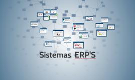 Sistemas  ERP'S