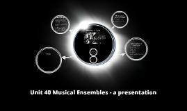 Copy of Musical Ensemble