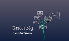 Copy of ÓSZÖVETSÉG TANÍTÓI KÖNYVEI