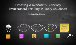 Creating a Successful Play Environment