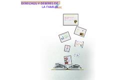 Copy of derechos y deberes de la familia