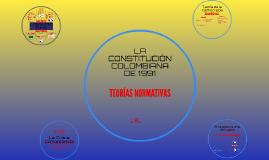 LA CONSTITUCIÓN COLOMBIANA DE 1991