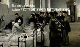 Copy of Siglo XIX. El Realismo.