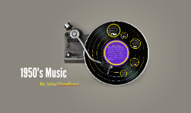 1950s Music