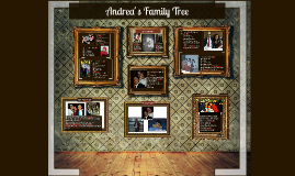 Andrea´s Family Tree