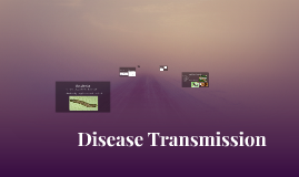 Copy of Disease Transmission and Global Warming