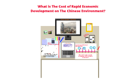 Chinese Economic and Environment