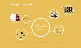 African Tribal Masks