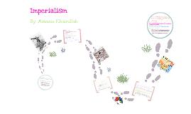 Imperialism Timeline