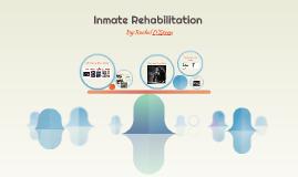 Inmate Rehabilitation