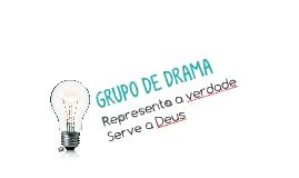 GRUPO DE DRAMA