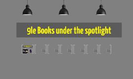 9le Books under the spotlight