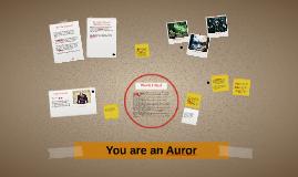 Schwander's Auror Game