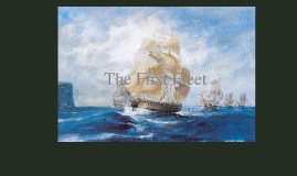Copy of The First Fleet