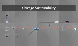 Chicago Sustainability