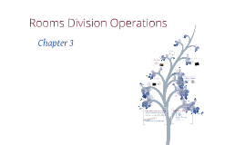 Rooms Division Operation
