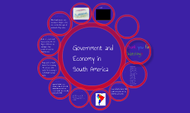 Government and Economy in South America