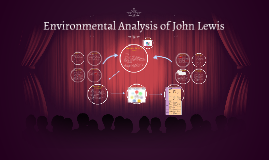 Copy of Environmental Analysis of John Lewis