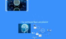 Copy of Le cerveau face au plaisir