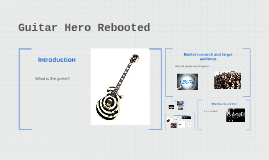 Guitar Hero Rebooted
