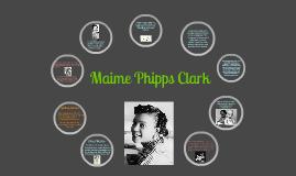 Dr. Mamie Phipps Clark