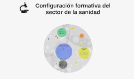 Configuracion formativa del sector de la sanidad