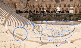 obywatel w polis ateńskiej