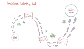 Unit 6: Problem Solving 101