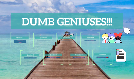 DUMB GENIUSES RETURN QUIZ!!!