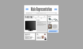 Male Representation